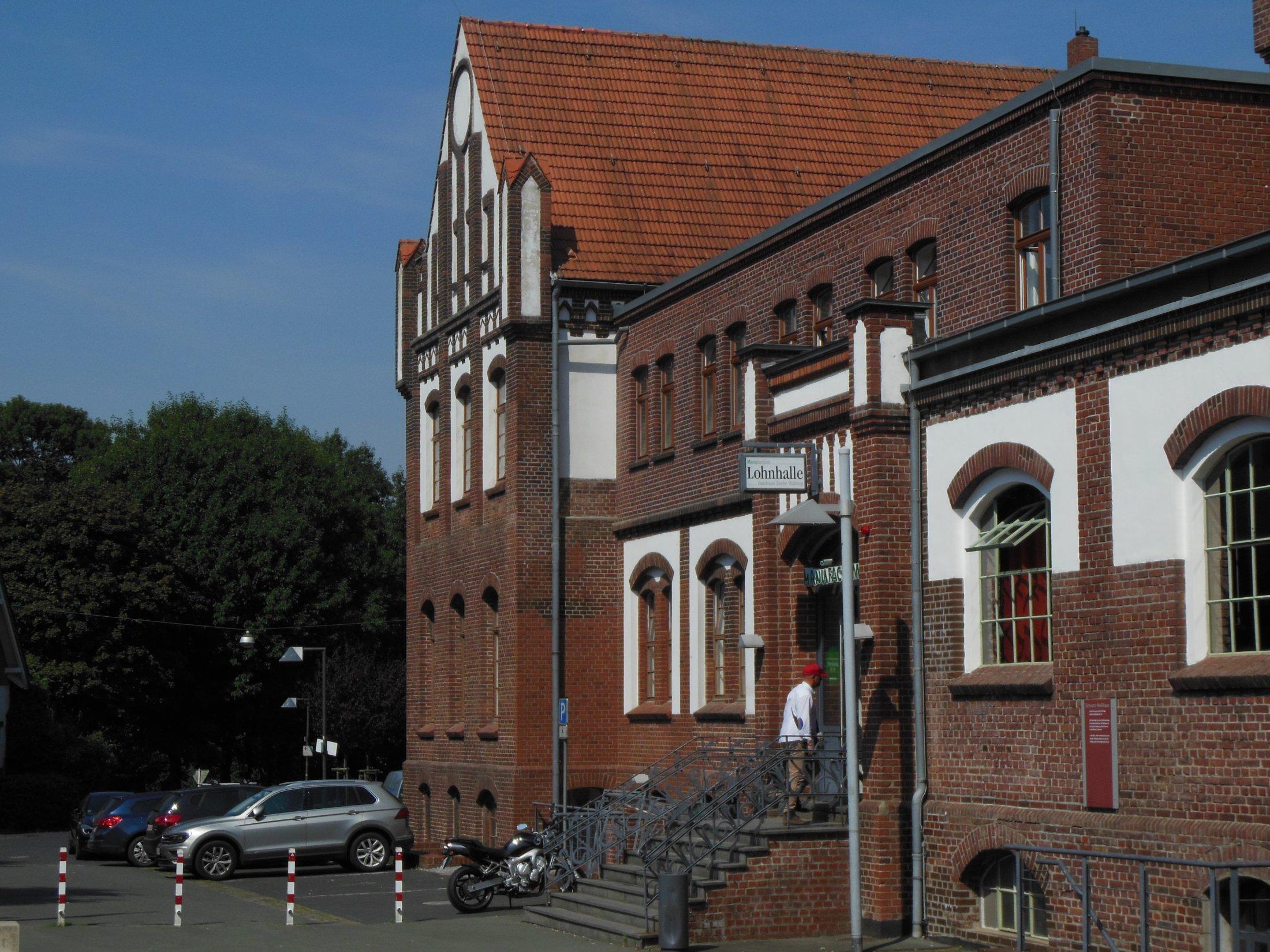 Lohnhalle