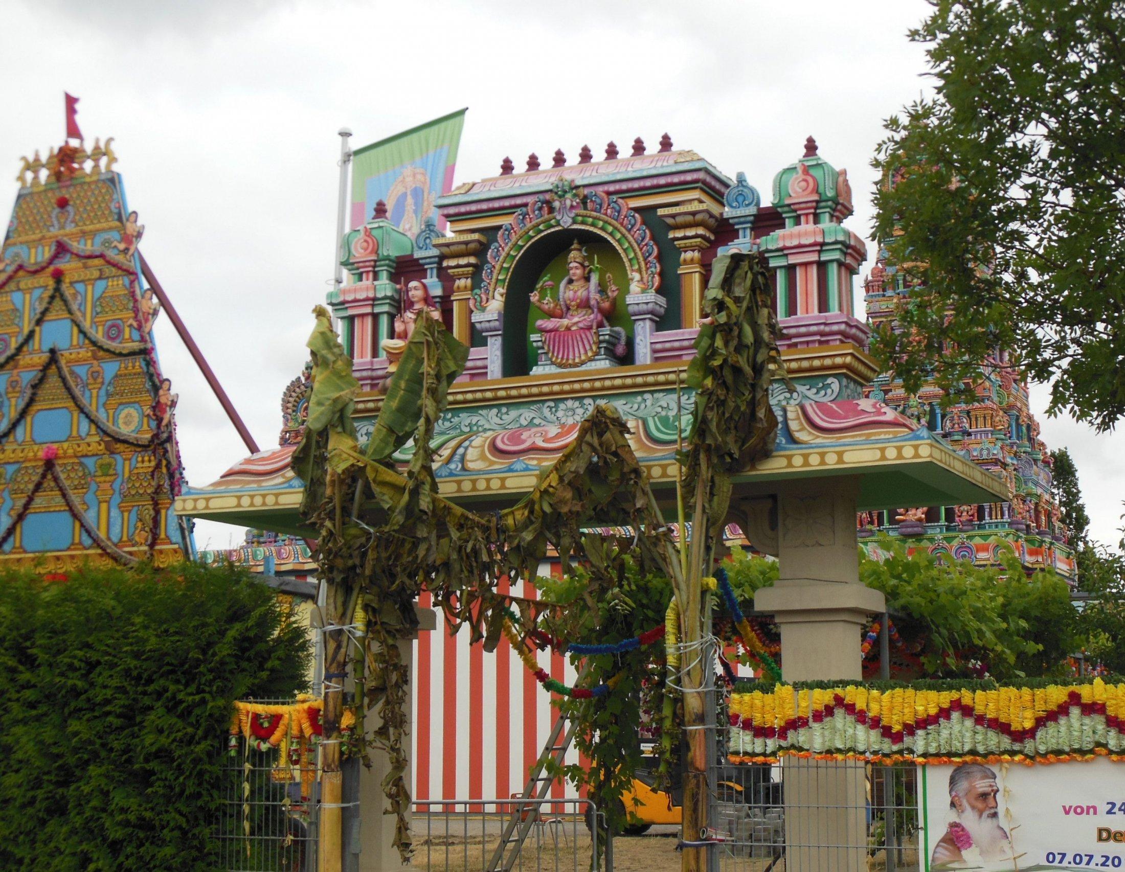 Sri Kamadchi Ampal Tempel