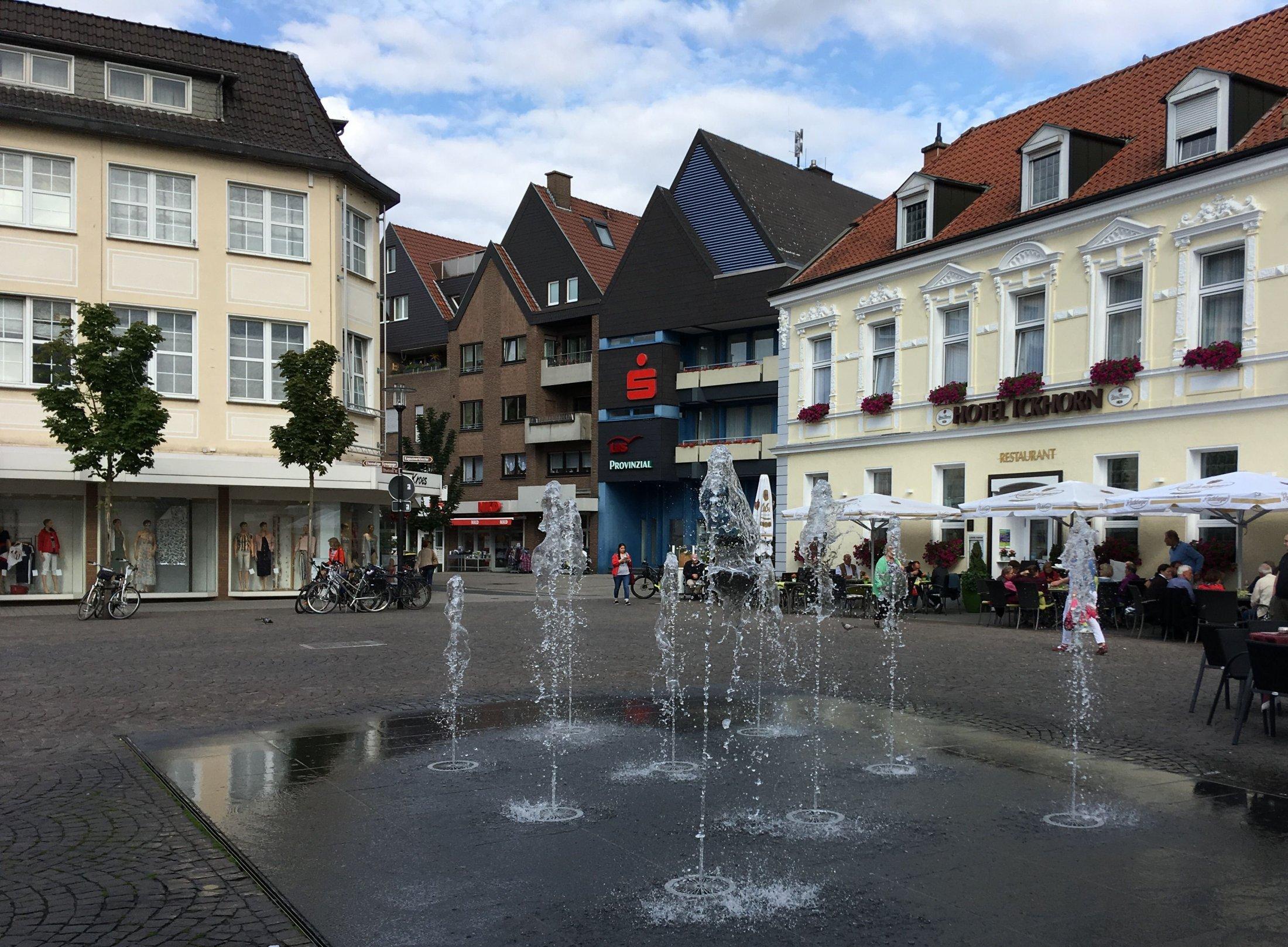 Marktplatz Werne