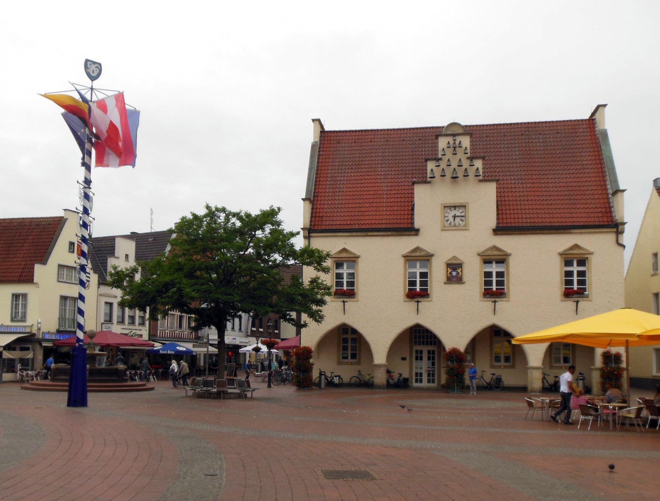 Altes Rathaus Haltern