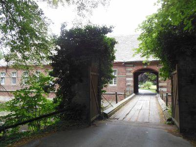 Zufahrt Haus Assen